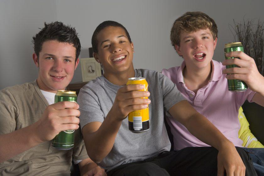 Parenting Troubled Teenage Boys
